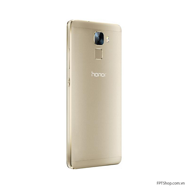 Cảm nhận thiết kế ấn tượng của Huawei Honor 7 qua bộ ảnh chính thức