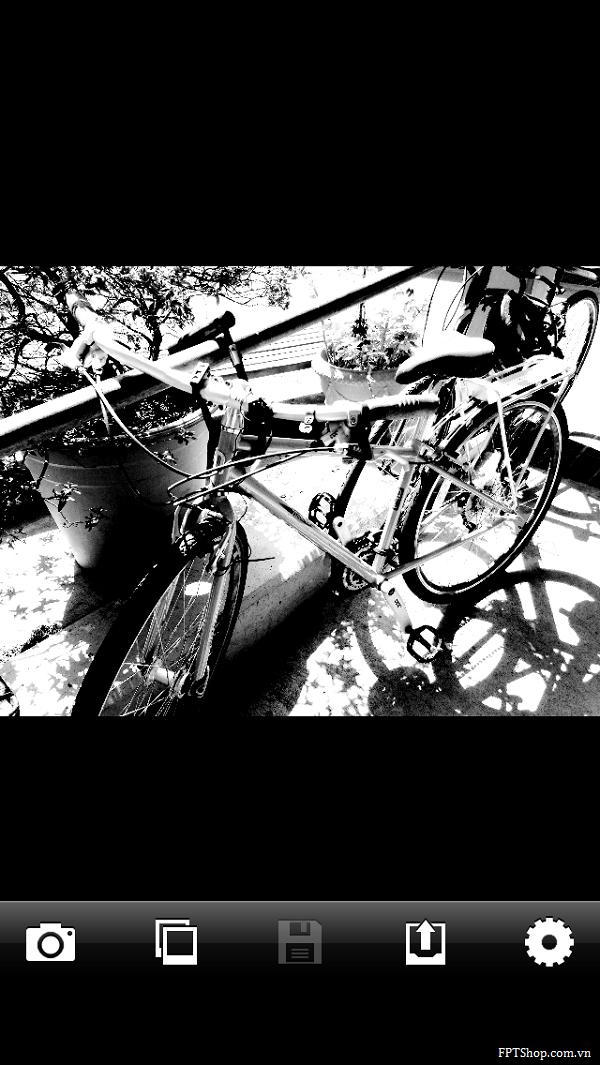 Ứng dụng Noir Photo