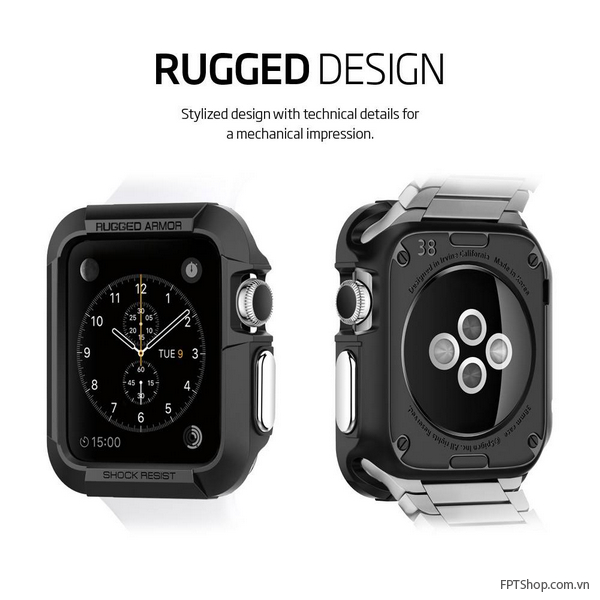 Rugged Armor Apple Watch