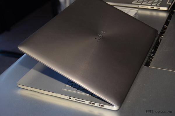 Thiết kế Asus Zenbook Pro UX501
