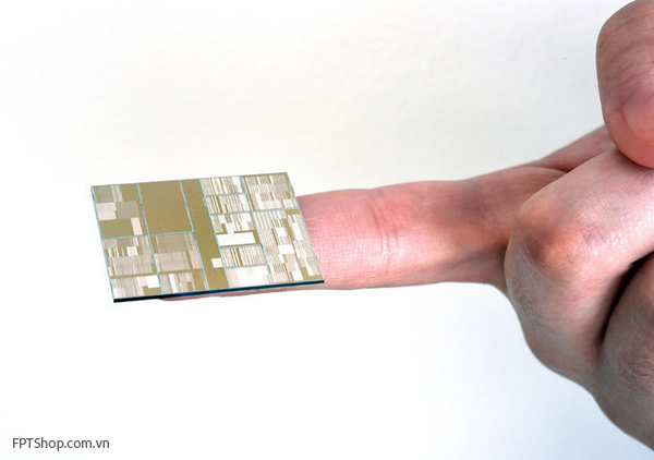 IBM ra mắt chip 7 nm