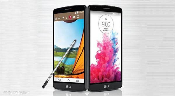 Cấu hình LG G4c và LG G4 Stylus