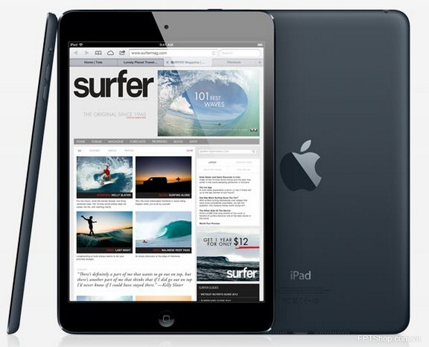 Thiết kế hiện đại, thời trang với Lenovo TAB S8 và iPad mini 16GB Wifi