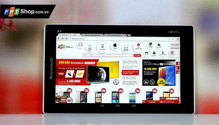 Màn hình rộng 8 inch của Lenovo TAB S8