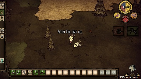 Game sinh tồn Don't Starve
