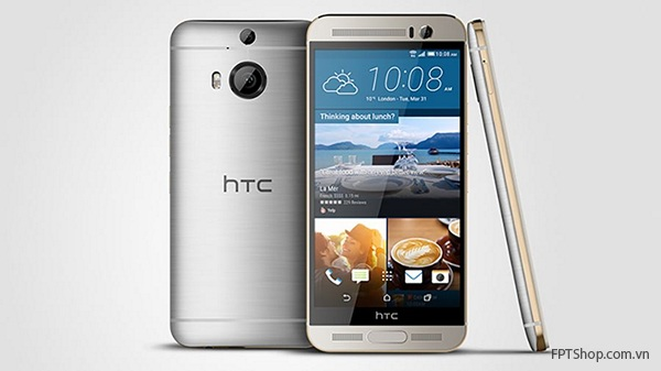 So sánh HTC One M9 Plus và Huawei Honor 6 Plus