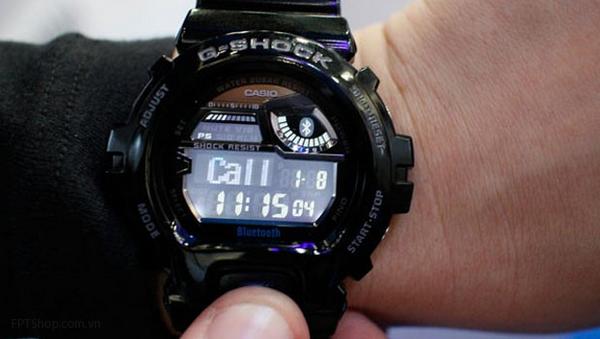 Casio sẽ sớm ra mắt đồng hồ thông mình với thiết kế hấp dẫn