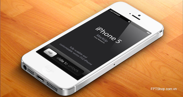 Smartphone iPhone 5