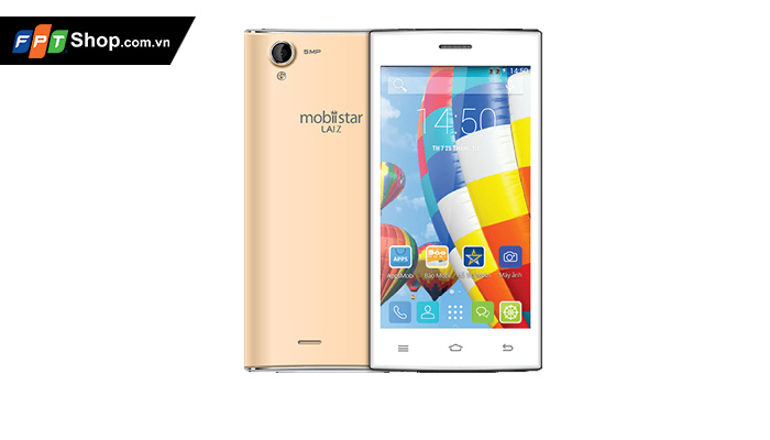 Smartphone Mobiistar Lai Z