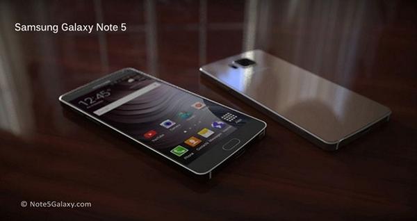 Những đặc điểm mới lần đầu tiên xuất hiện trên Samsung Galaxy Note 5