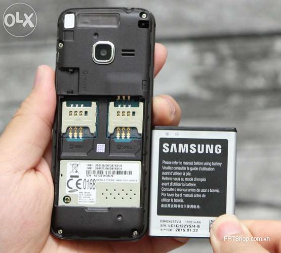 Cấu hình Samsung Yucca B360