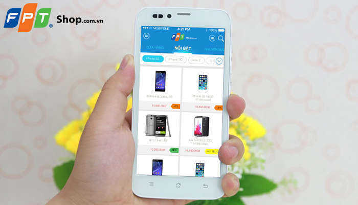 Thiết kế Mobiistar Lai 504M