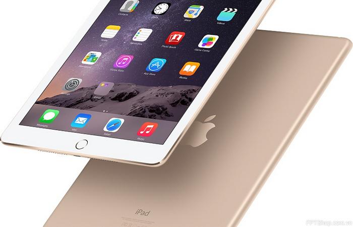 Hiệ điều hành iPad Air 2