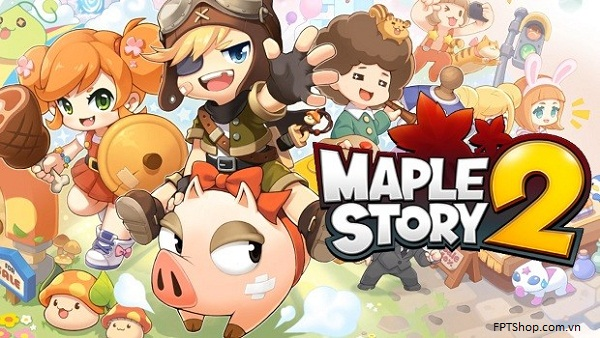 game Maple Story 2
