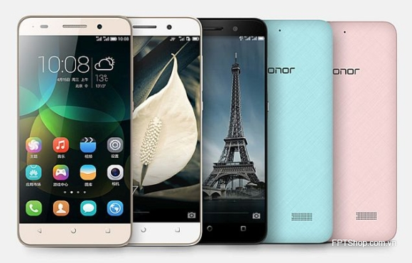 Thiết kế Honor 4C
