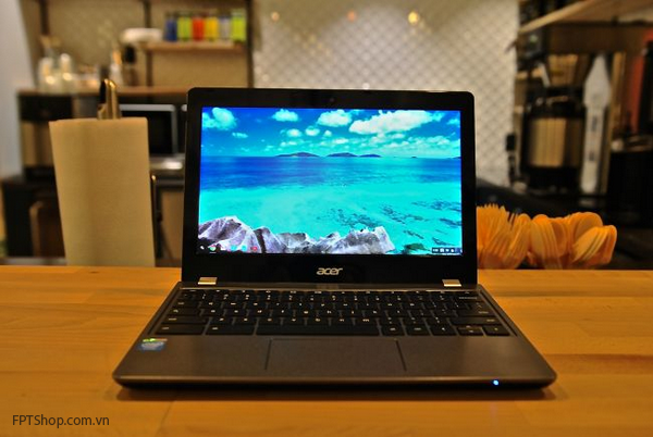 Thiết kế Acer C740 Chromebook
