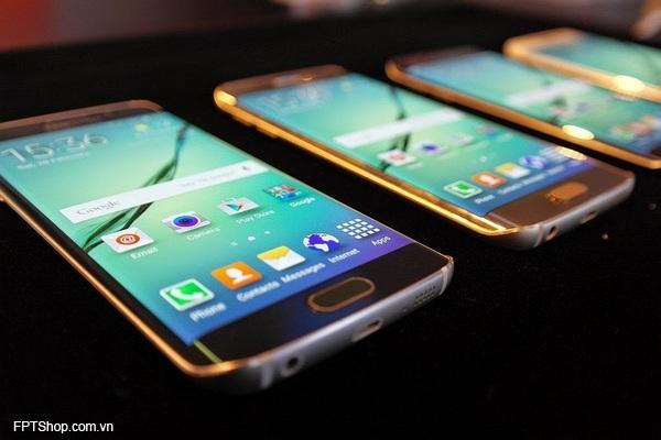 ấn tượng về Galaxy S6 Edge