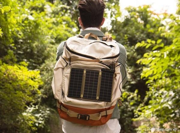 Solar Paper là các tấm pin mặt trời đầy ấn tượng