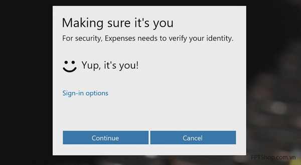 Hello Microsoft security