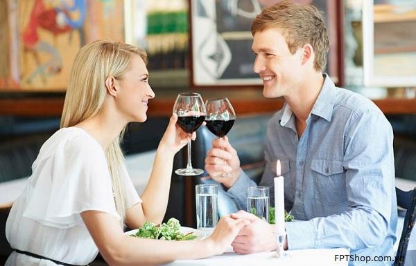 cuộc hẹn hò đầu tiên của bạn diễn ra ở đâu