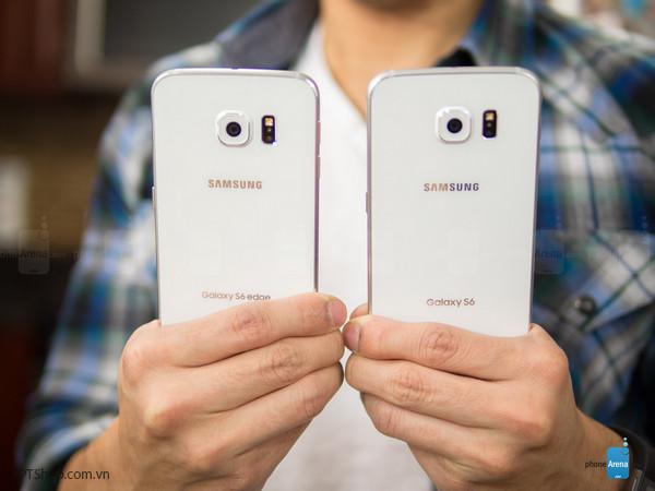 Galaxy S6/ S6 Edge là bộ đôi sản phẩm cao cấp của Samsung