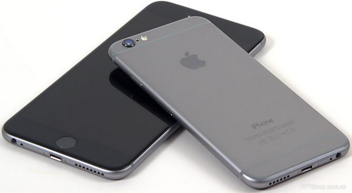 6. Smartphone Apple iPhone 6 (giá bán 12,9 triệu đồng)