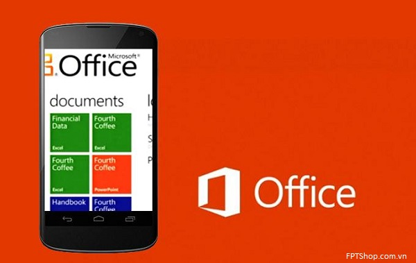 Ứng dụng Microsoft Office Mobile