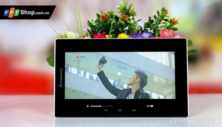 Màn hình 10.1 inch cực ấn tượng với Lenovo A10 3G
