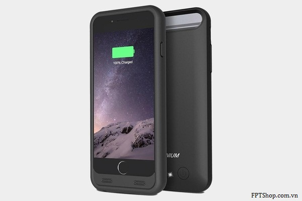 Ốp lưng Trianum Atomic S Battery Case