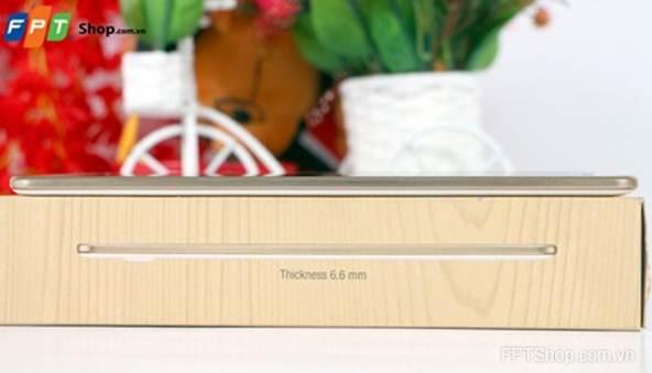Mỏng nhẹ, hiện đại, cá tính với Samsung Galaxy Tab S 8.4