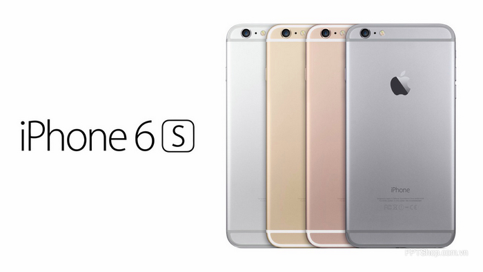 Smartphone iPhone 6S