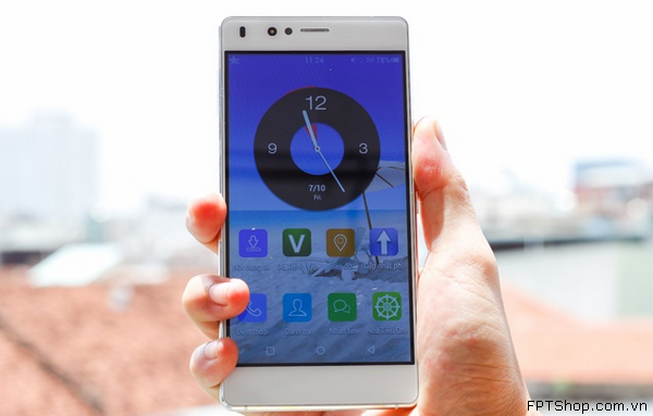 Thiết kế Mobiistar Prime Xense