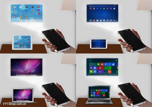 Phụ kiện trình chiếu cho iPad