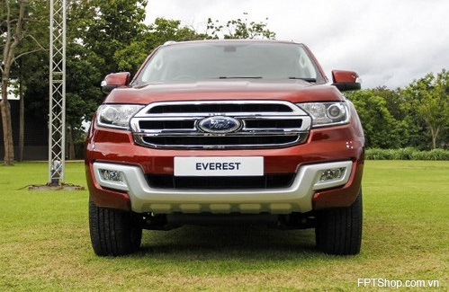 Xe thể thao Ford Everest 2016