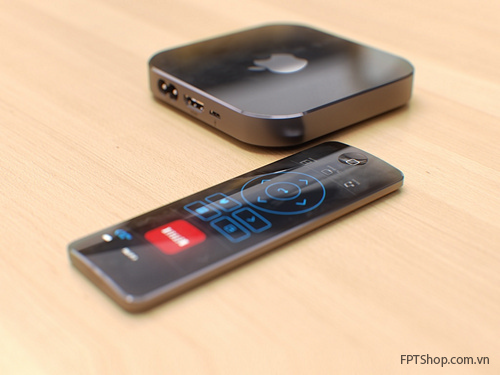 ra mắt Apple TV 2015