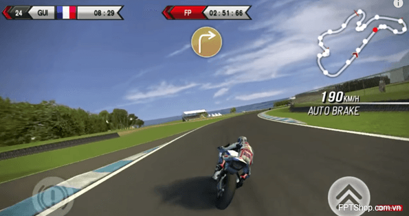 SBK15 (Bike Racing)