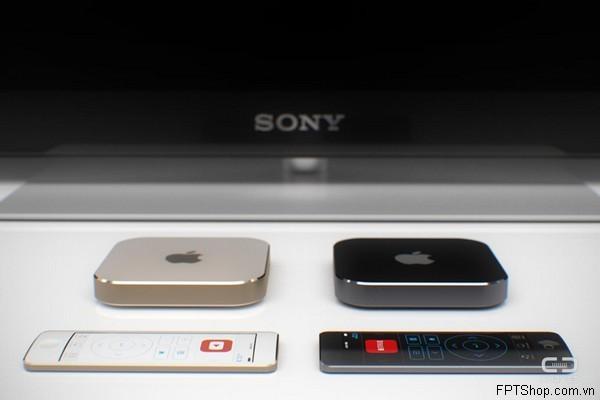 Apple TV 2015 tạo nên bước đột phá mới với nhiều dịch vụ hấp dẫn