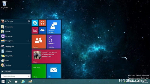 Nâng cấp Windows 10 miễn phí