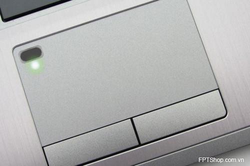 Công nghệ nhận diện vân tay tích hợp TouchPad sẽ mang lại trải nghiệm mới