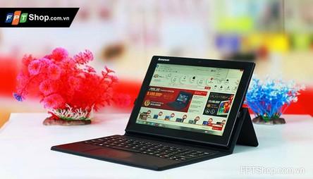 Sử dụng lâu hơn với Lenovo MiiX 3