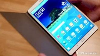 Hình ảnh hiển thị rõ nét với Samsung Galaxy Tab S2