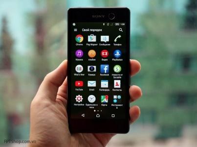 Hình ảnh về Sony Xperia M5