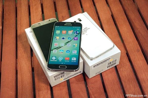 2. Samsung Galaxy S6 Docomo