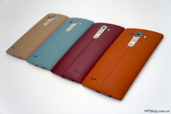 1. LG G4 Leather