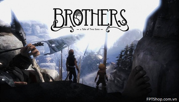 5. Brothers: A Tales of Two Sons
