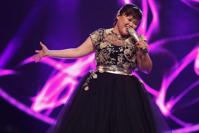 Thần tượng âm nhạc Việt Nam đêm công bố kết quả Gala 1