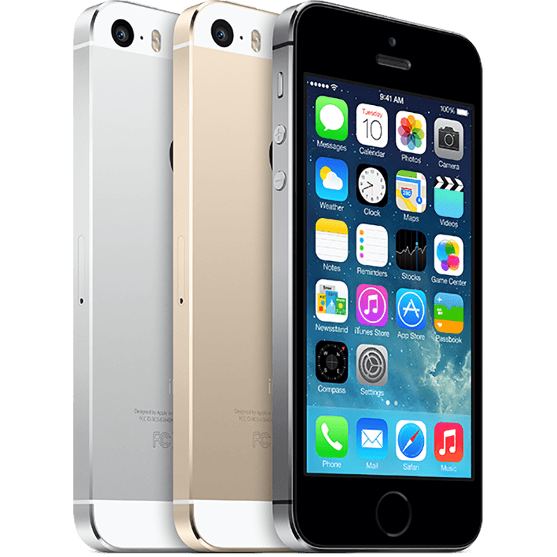 chiếc điện thoại iPhone 5s