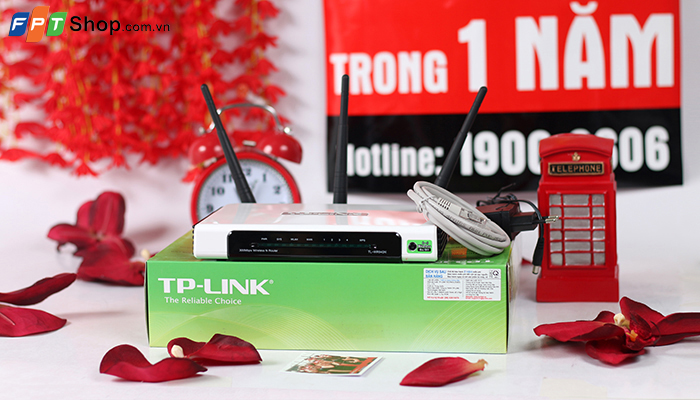 WIFI-ROUTER-TP-LINK-TL-WR940N