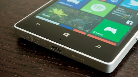 Windows Phone 8.1 briefly teased on Microsoft's own website