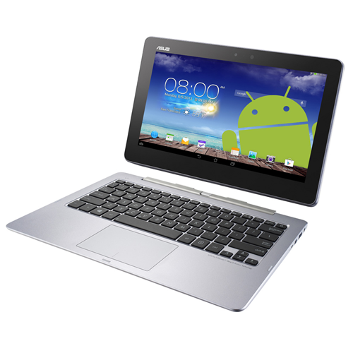 Asus Transformer Book Trio thiet ke
